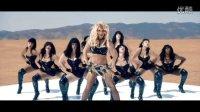 Britney布兰妮MV《Work Bitch》