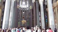 巴塞罗那风景 圣家族教堂 续集 海上的风景线摄制