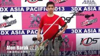 3DX 2013决赛-国际组音乐飞-Alon Barak