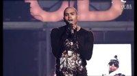 Chris Brown - Throwed ( Sommet Center, Nashville) 现场版