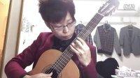 山西太原郭利民古典吉他工作室-《天空之城》李岩军演奏