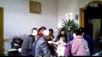 2014年1月26日,双胞胎满月,素食午餐,Danli主持工作