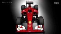 法拉利新赛季F1赛车 Ferrari F14 T - 技术解析