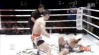 闫西波30秒TKO伊朗拳手本扎德-昆仑决1决战曼谷
