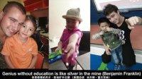 Alec幼儿园中班