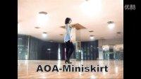 【NANA】AOA-Miniskirt短裙  舞蹈