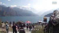 新疆游十四 迷人的天山天池