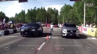 X6 M vs. Mercedes ML63