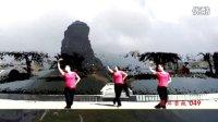 燕儿姐妹广场舞《云上青山》贵州风光 铜仁《梵净山》-1  HD 风光舞蹈