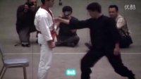 【振藩門徒】寸拳——李小龙长堤大赛示范1寸拳和6寸长距离飘拳!!! (720P超清)