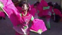 陕北石咀驿师家川秧歌录像视频