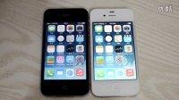 (原创)iPhone 4 vs 4S iOS 7.1流畅度实测