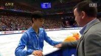 羽生结弦 Yuzuru Hanyu 2014 Worlds SP