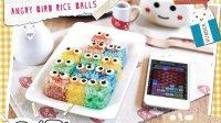 日日煮烹飪短片 - 爆破小鳥飯團 Angry Bird Rice Balls