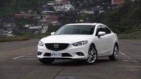 2014 魂动 马自达6阿特兹 Mazda6 ATENZA 中文试驾