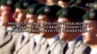 这个地球上素质最高的军人 日耳曼军人