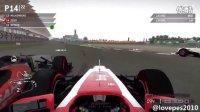 F1 2014MOD 职业生涯第二场马来西亚