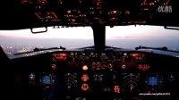 【冲哥】飞行爱好者必看,飞行员的一天,起飞雨中降落再返航