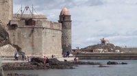 法国旅游胜地-科利乌尔-优酷拍客-海上的风景线