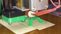 得胜 D1-3D 打印机 测试视频(二)