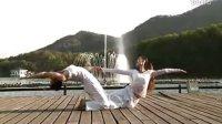 国际瑜伽教育学院双人瑜伽表演——《神话》