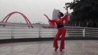 时光广场舞 印度舞《很多很多》正面
