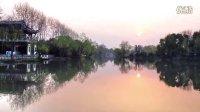 西湖的清晨