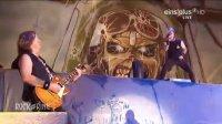 铁娘子Iron Maiden 2014Rock am Ring第2部分活演唱会在纽博格林