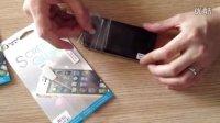 超简单的手机贴膜教程