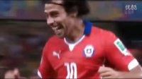 【2014世界杯】 智利3-1澳大利亚  进球集锦
