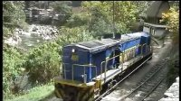 秘鲁铁路 到阿秋脾气圣山 Machu Picchu