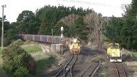 新西兰的货运火车