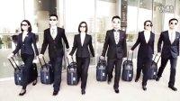 中国人民公安大学治警大队2010级毕业晚会开场视频,精彩至极!