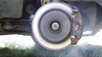 汽车刹车片和刹车盘的极限测试