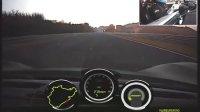 保时捷Porsche 918 Spyder  单圈纽北6分57秒 V-Box记录视角
