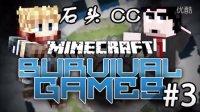 【石头 CC】我的世界Minecraft|生存游戏 - 3