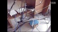两个路由器怎么设置网络连接(不同IP)