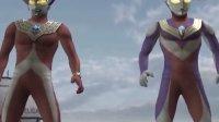 奥特曼格斗进化3[双人模式]泰罗和迪迦联手闯关
