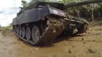 大比例遥控坦克 德国豹2A6