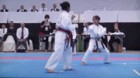 JKA空手道世界比赛 2011年(泰国)少年组10-18岁 形、组手