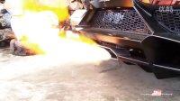 限量版兰博基尼 50 Anniversario LP720改裝Fi Exhaust大喷火!