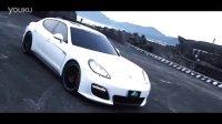 保时捷Porsche Panamera 4s改装Fi全段可变阀门排气管释放完美声浪!
