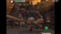 PS2日版阿尔戈斯战士第一关BOSS战自我练习