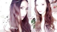 【Honey美妆】夏季约会妆 桃花妆 紫粉色系妆容