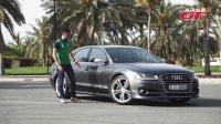奥迪巅峰之作 2015 奥迪S8 迪拜试驾评测展示
