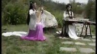 美女琵琶、古筝合奏《春江花月夜》