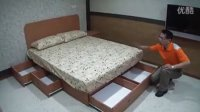 镇申/正陞( iTAR DIY 100%塑钢防水.防虫.防霉)-床组(waterproof furniture)