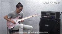 崔冠可电吉他作品《余香》 DURAND MG100R分体音箱演示 桔子音乐