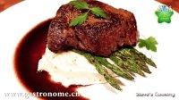 美式红酒煎菲力牛排Fillet Steak with Red Wine Reduction recipe