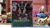 【猪猪上传】万代灵动百兽战队合体机器人DX 百兽勇士 伽奥勇者